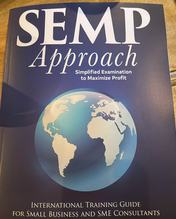 SEMP Approach Book Cover